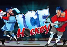 Ice Hockey Pokie Logo