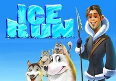 Ice Run Pokie Logo
