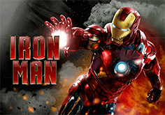 Iron Man Pokie Logo