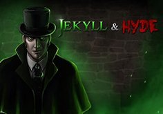 Jekyll And Hyde Pokie Logo
