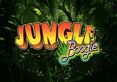 Jungle Boogie Pokie Logo