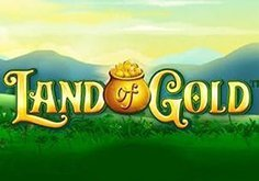 Land Of Gold Pokie Logo
