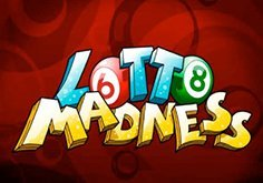 Lotto Madness Pokie Logo