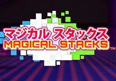 Magical Stacks Pokie Logo