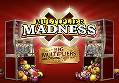 Multiplier Madness Pokie Logo