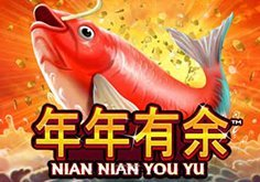 Nian Nian You Yu Pokie Logo