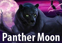 Panther Moon Pokie Logo