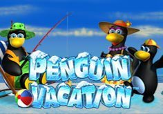 Penguin Vacation Pokie Logo