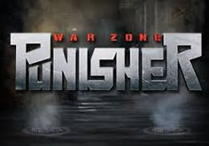 Punisher War Zone Pokie Logo