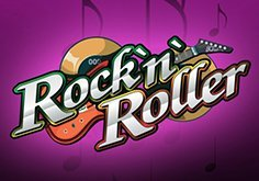 Rock N Roller Pokie Logo
