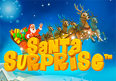 Santa Surprise Pokie Logo