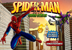 Spiderman Pokie Logo
