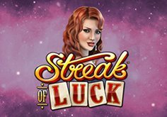 Streak Of Luck Pokie Logo