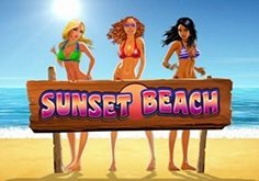 Sunset Beach Pokie Logo