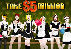 Take 5 Million Pokie Logo
