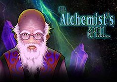 The Alchemist 8217s Spell Pokie Logo