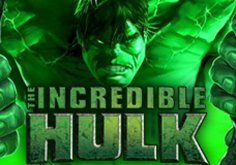 The Incredible Hulk Pokie Logo