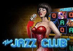 The Jazz Club Pokie Logo