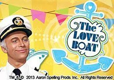 The Love Boat Pokie Logo