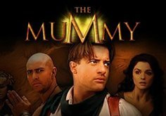 The Mummy Pokie Logo
