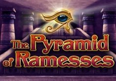 The Pyramid Of Ramesses Pokie Logo