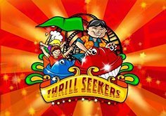 Thrill Seekers Pokie Logo