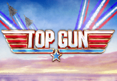 Top Gun Pokie Logo