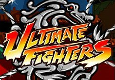 Ultimate Fighters Pokie Logo