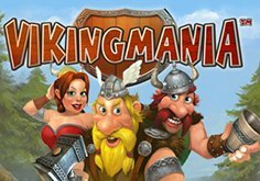 Viking Mania Pokie Logo