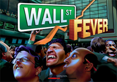 Wall St Fever Pokie Logo