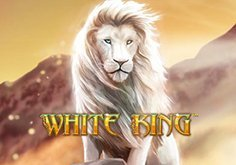 White King Pokie Logo