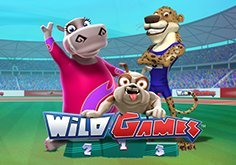 Wild Games Pokie Logo