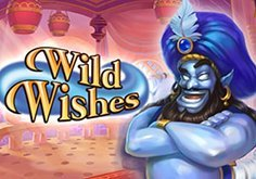 Wild Wishes Pokie Logo