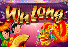 Wu Long Pokie Logo