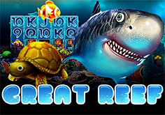 Great Reef Pokie Logo