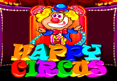 Happy Circus Pokie Logo