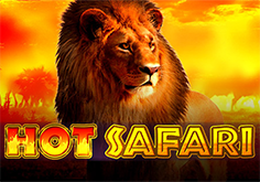 Hot Safari Pokie Logo