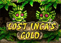 Lost Incas Gold Pokie Logo