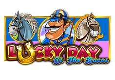 Lucky Day At The Races Pokie Logo
