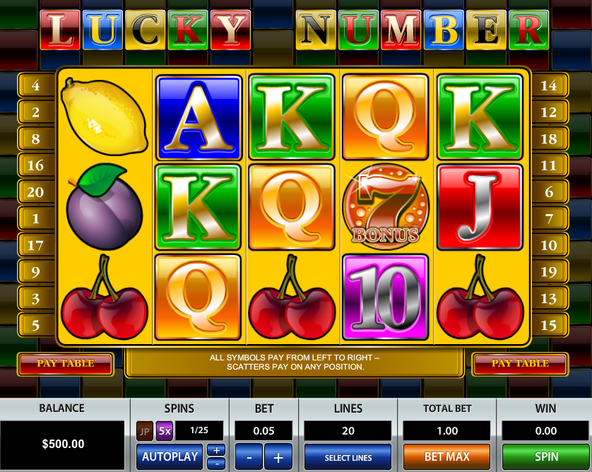 Register and get free spins