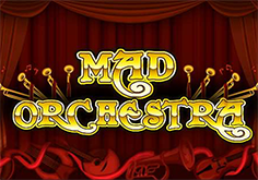 Mad Orchestra Pokie Logo