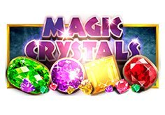 Magic Crystals Pokie Logo