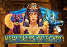 New Tales Of Egypt Pokie Logo
