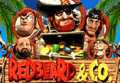 Redbeard 038 Co Pokie Logo