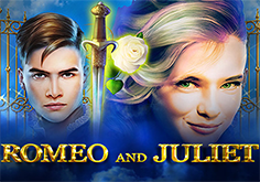 Romeo And Juliet Pokie Logo