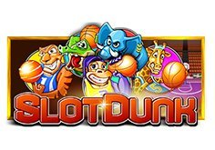 Slot Dunk Pokie Logo