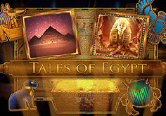 Tales Of Egypt Pokie Logo