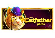 The Catfather Part Ii Pokie Logo