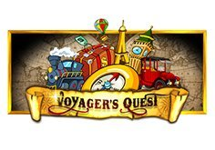 Voyagers Quest Pokie Logo