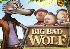 Big Bad Wolf Pokie Logo
